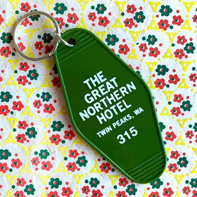 Great Norther Key Tag