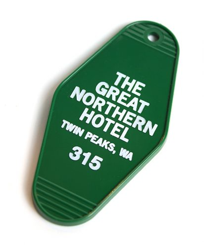 Great Northern Key Tag GLP