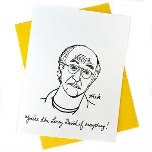 Larry David Card