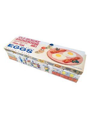 old hickory egg carton