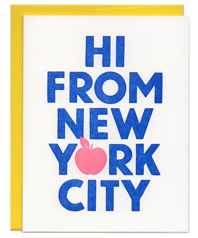 letterpress NYC