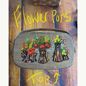 flower pots top
