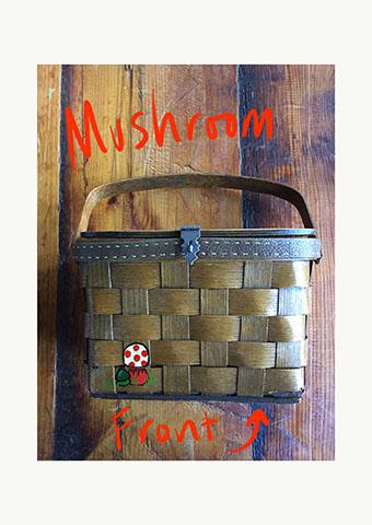 mushroom front
