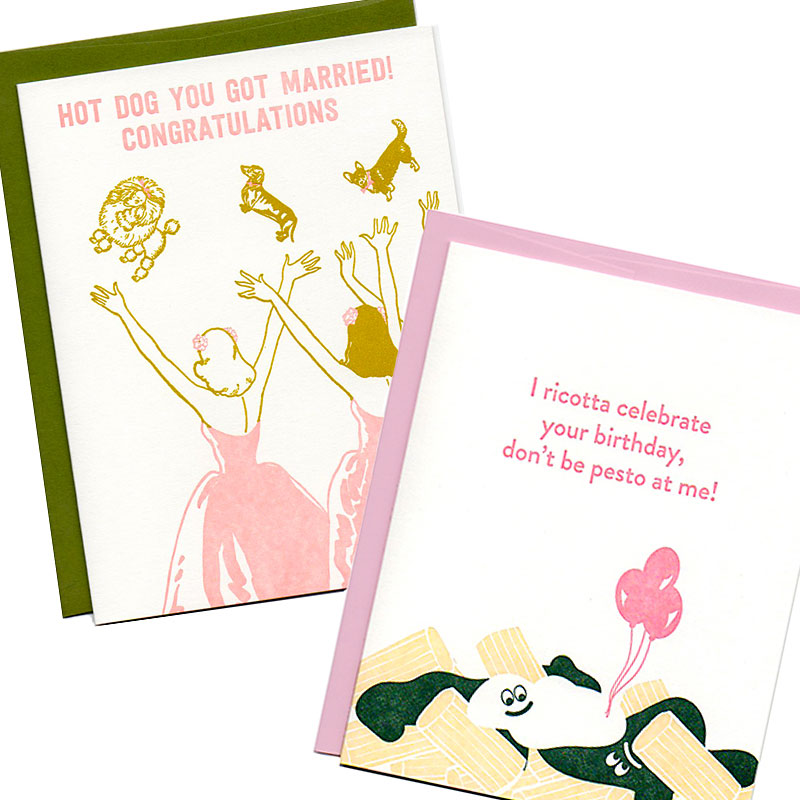 Custom Letterpress and Greeting Cards in NYC Greenwich Letterpress – Birthday Cards Ecard