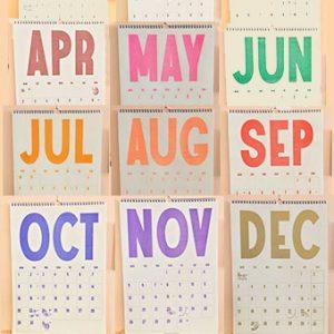 calendarinterior