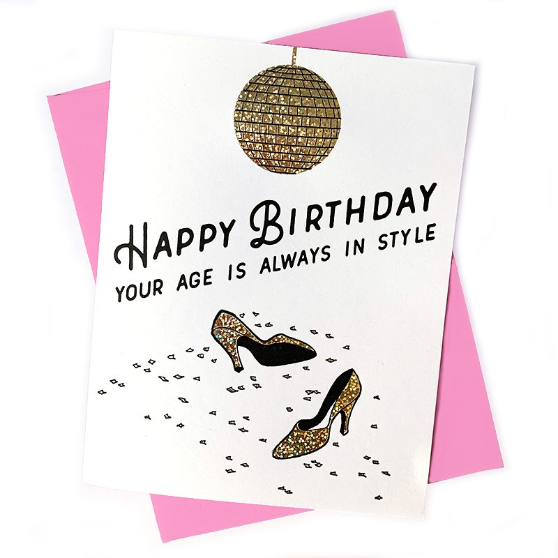In Style Card