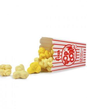 popcorn eraser detail