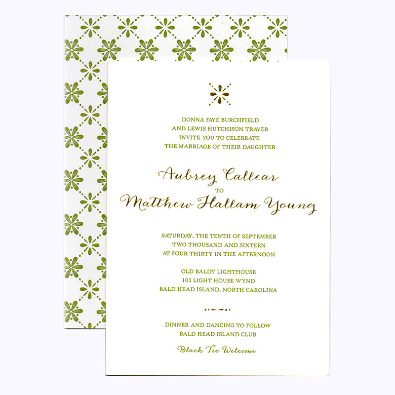 Custom letterpress and greeting cards in nyc greenwich letterpress letterpress wedding invitations m4hsunfo
