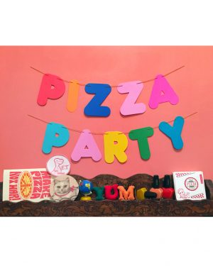 paper party banner