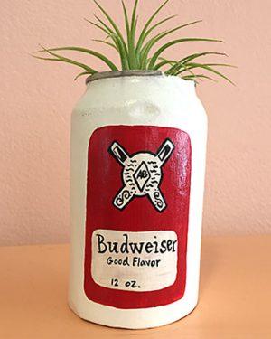 Budweiser Planter