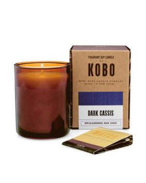 Dark Cassis Small Votive