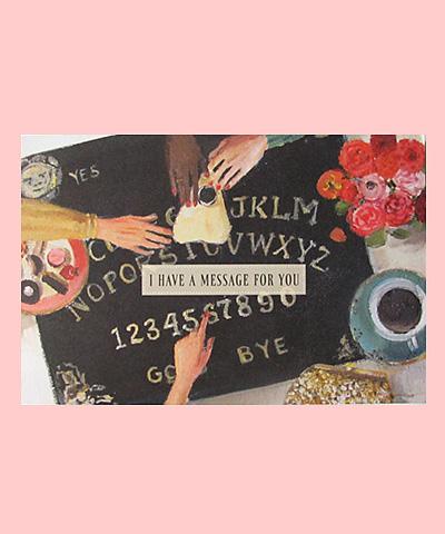 Ouija Board, Tear-Away Notecards
