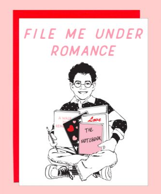 File me under romance