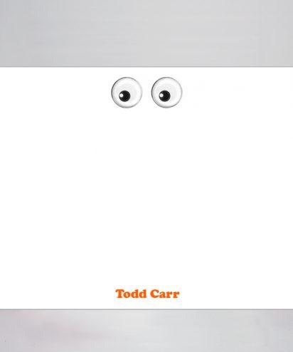 Googly Eyes Stationery