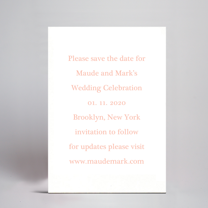 Carroll-Gardens-Letterpress-Save-the-DateTable - Greenwich
