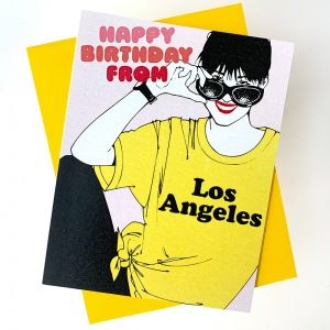 los angeles birthday