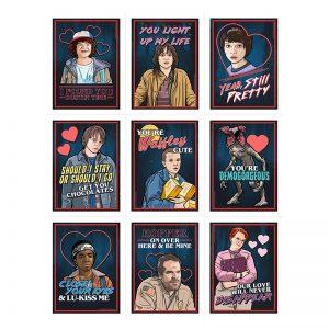 Stranger Things Cards