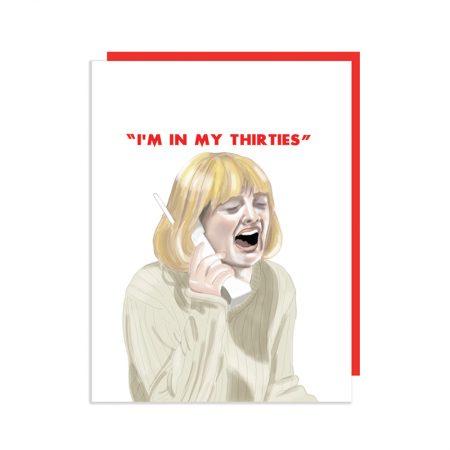 scream card